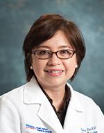 Rebecca A Ramirez MD