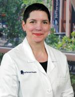 Rebecca J Mercier MD