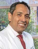 Usama Gergis MD,MBA