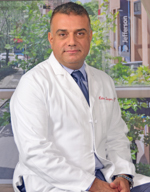 Hekmat Zarzour MD
