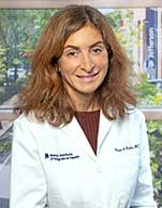 Madeleine A Becker MD
