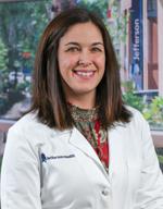 Kristen E McClure MD